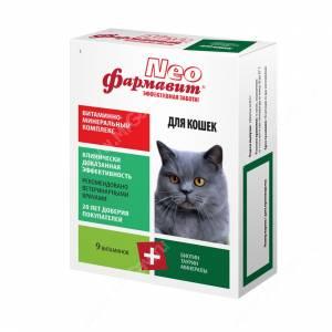 Витаминно-минеральный комплекс Фармавит Neo для кошек