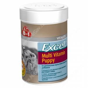Витамины 8in1 Excel Multi Vitamin Puppy