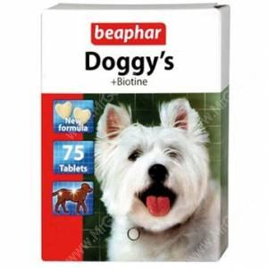 Витамины Beaphar Doggy`s Biotine, 1 шт.