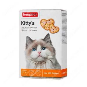 Витамины Beaphar Kitty's микс