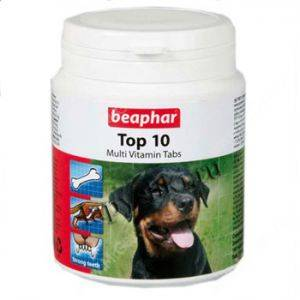 Витамины Beaphar Top10, 1 шт.