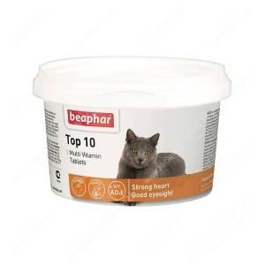 Витамины для кошек Beaphar Top10