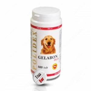 Витамины Polidex Gelabon plus (Гелабон плюс) для собак