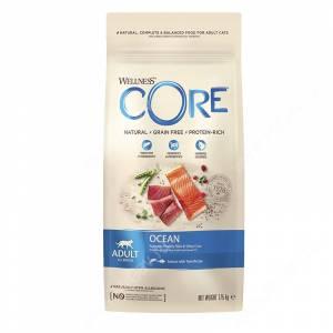 Wellness Core для взрослых кошек из лосося с тунцом