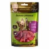 Деревенские лакомства дольки утиные для собак мини-пород, 60 г
