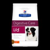 Hill's Prescription Diet i/d Digestive Care сухой корм для собак с курицей, 2 кг