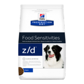 Hill's Prescription Diet z/d Food Sensitivities сухой корм для собак, 3 кг