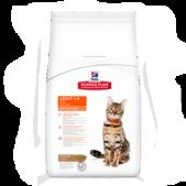 Hill's Science Plan Optimal Care сухой корм для кошек с ягненком, 10 кг