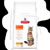 Hill's Science Plan Optimal Care сухой корм для кошек курица, 15 кг