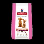 Hill's Science Plan Small & Miniature сухой корм для собак мелких и миниатюрных пород ягненок с рисом, 300 г