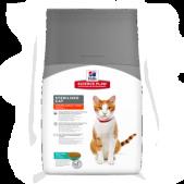 Hill's Science Plan Sterilised Cat сухой корм для кошек и котят от 6 месяцев с тунцом, 3 кг