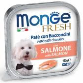 Консерва Monge Dog Fresh (Лосось), 100 г
