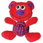 Мишка Kong Weave Knots, средний