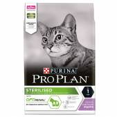 Pro Plan Sterilized Cat (Индейка), 3 кг