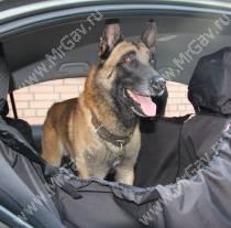 Автогамак OSSO Car Premium, 135 см*170 см