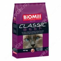 BiOMill Classic Cat Beef