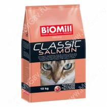 BiOMill Classic Cat Salmon