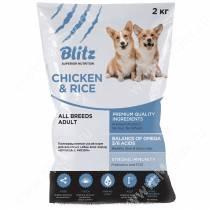 Blitz Adult Chiken All Breeds, 10 кг