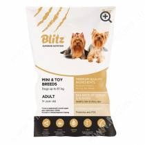 Blitz Adult Toy&Mini Breeds