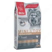 Blitz Adult Toy&Mini Breeds