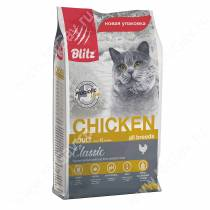 Blitz Chiken Cat