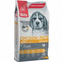 Blitz Puppy Chiken All Breeds