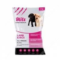 Blitz Puppy Lamb&Rice All Breeds