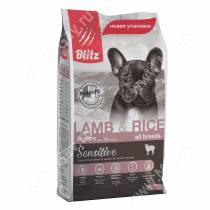 Blitz Puppy Lamb&Rice All Breeds