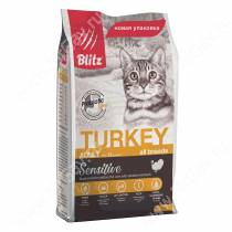 Blitz Turkey Cat