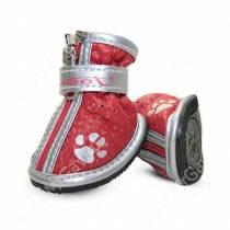 Ботинки с лапками Triol, 0, красные