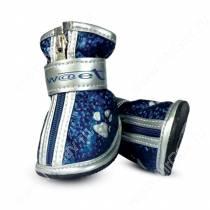 Ботинки с лапками Triol, 0, синие