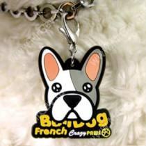 Брелок для ключей Французский бульдог