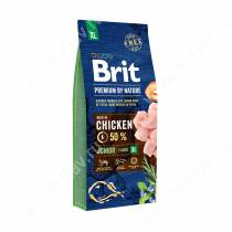 Brit Premium Dog Junior XL