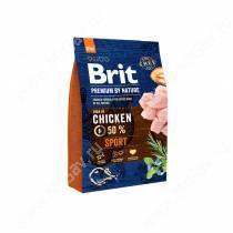 Brit Premium Dog Sport, 18 кг
