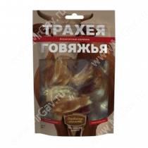 Деревенские лакомства трахея говяжья аппетитные колечки, 50 г