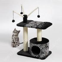 Домик меховой для кошек Midwest Карнавал