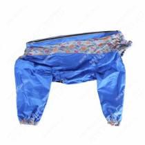 Дождевик OSSO, мальчик, модель 2, 55 см, синий