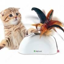 Электронная игрушка для кошек Фезер Хайдер GiGwi Pet Droid