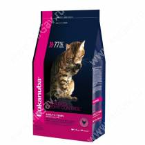 Eukanuba Adult Cat for overweight/sterilised cats, 1,5 кг