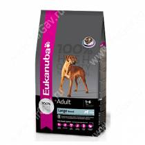 Eukanuba Adult Large Breed (Курица), 7,5 кг