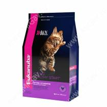 Еukanuba Kitten Rich in Chicken with liver, 2 кг