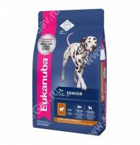 Eukanuba Mature&Senior All Breeds (Ягненок и рис), 12 кг