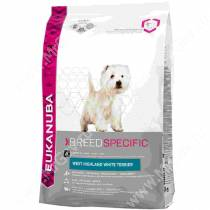 Eukanuba West Highland White Terrier, 7,5 кг