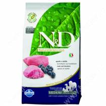 Farmina N&D Lamb&Blueberry Adult Dog
