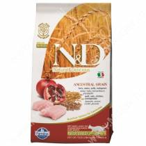 Farmina N&D Low Grain Chicken&Pomegranate Cat Neutered