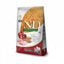 Farmina N&D Low Grain Chicken&Pomegranate Dog Light Medium&Maxi