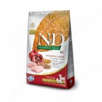 Farmina N&D Low Grain Chicken&Pomegranate Dog Senior Medium&Mini
