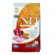Farmina N&D Low Grain Chicken&Pomegranate Adult Dog