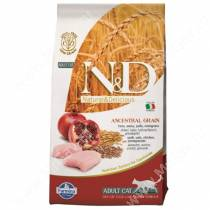 Farmina N&D Low Grain Chicken&Pomegranate Adult Cat