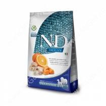 Farmina N&D Ocean Codfish, Pumpkin&Orange Adult Dog Medium&Maxi